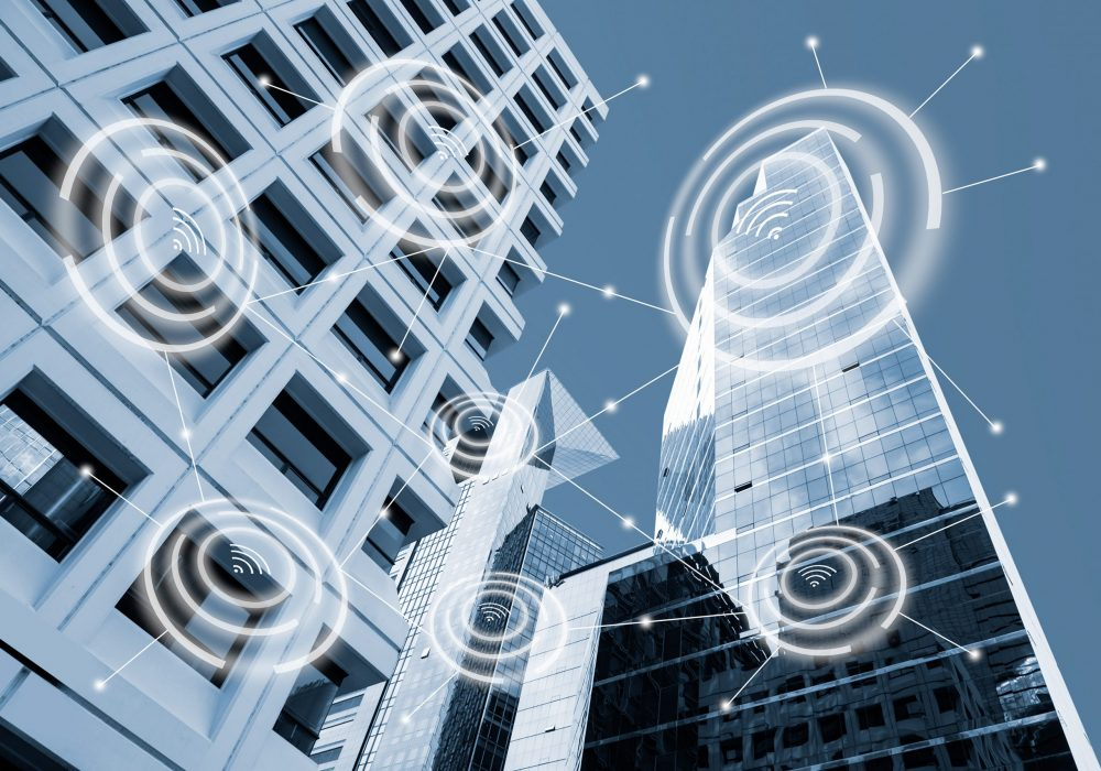 Integrated building management system